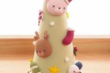 子供ねんど教室 クリスマスパーティーツリー / クレイクラフト